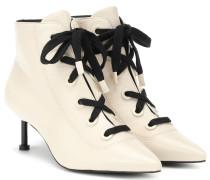 Ankle Boots Payton aus Leder