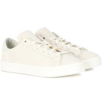 Sneakers Court Vantage aus Veloursleder