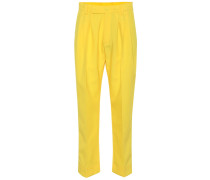 High-Rise Cropped-Hose
