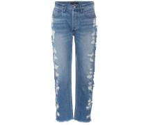 Jeans W3 Higher Ground Boyfriend Crop