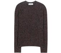 Pullover mit Lamé