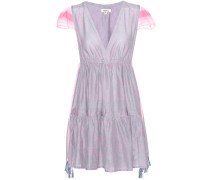 Kleid Mbali aus einem Baumwoll-Seidengemisch