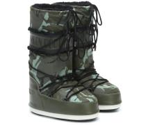 X Moon Boot® Bedruckte Stiefel