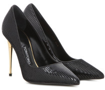 Pumps mit Pailletten