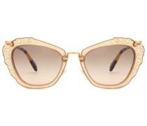 Verzierte Sonnenbrille