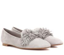 Loafers Wild aus Veloursleder