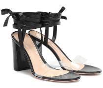 Sandalen Flavia 85 aus Leder