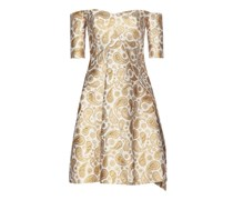 mytheresa.com exklusiv Off-Shoulder-Kleid aus Jacquard