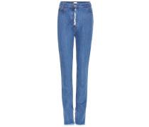 Jeans Lowville aus Baumwolle in Distressed-Optik