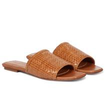 Sandalen Primavera aus Leder