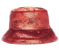 Hut mit Pailletten