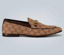 Loafers Jordaan aus Canvas