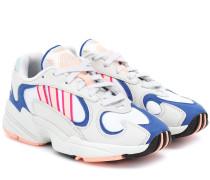 Sneakers Yung-1 mit Leder