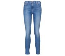 High-Rise Jeans Farah Skinny Ankle