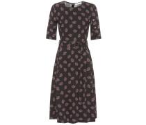 Bedrucktes Kleid Elena aus Cady