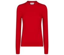 Pullover aus Strick