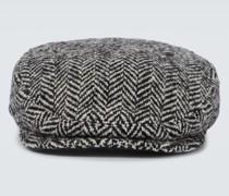 Hut aus einem Wollgemisch