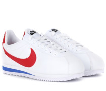 Sneakers Classic Cortez aus Leder
