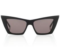 Cat-Eye-Sonnenbrille SL 372