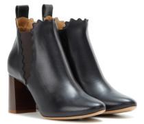 Ankle Boots Lauren aus Leder
