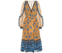 Kleid Romilly aus Seiden-Georgette