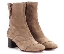 Ankle Boots Lexie aus Veloursleder