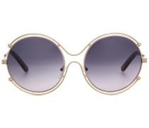 Runde Sonnenbrille Isidora