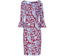 Kleid aus bedruckter Baumwolle