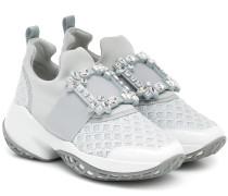 Sneakers Viv' Run aus Mesh