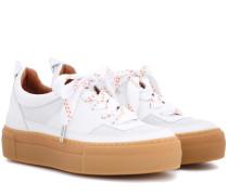 Sneakers Corinne aus Leder