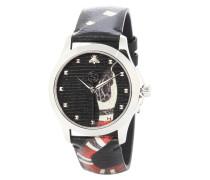 Uhr Le Marché Des Merveilles 38mm mit Leder