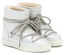 Ankle Boots Classic aus Leder