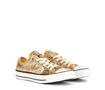 Chuck Taylor All Star Sneakers mit Pailletten