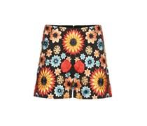 Bestickte Shorts Sherri aus Baumwolle