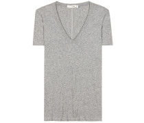 T-Shirt The Vee aus Baumwolle
