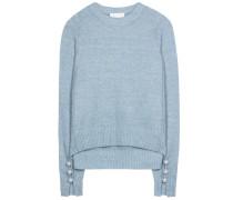 Pullover mit Wolle und Yak