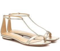 Sandalen Lally aus Leder