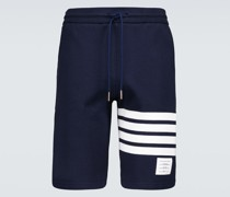Shorts 4-Bar aus Baumwolle