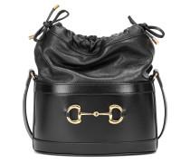 Bucket-Bag 1955 Horsebit aus Leder
