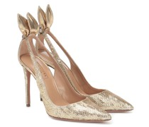 Pumps Bow Tie 105 mit Pailletten