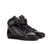 Étoile Bessy High-Top-Sneakers aus Leder