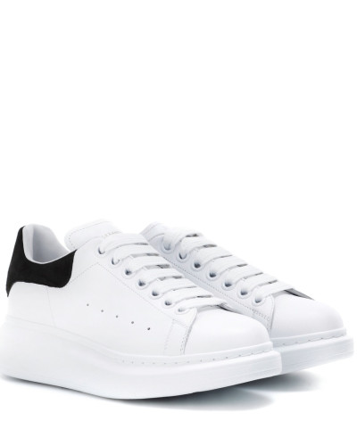 Plateau-Sneakers Larry aus Leder