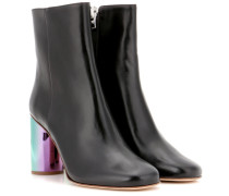 Ankle Boots Althea aus Leder