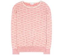 Pullover aus Leinengemisch