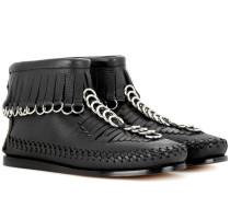 Ankle Boots Montana aus Leder