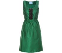 Kleid aus Gabardine