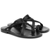 Paula's Ibiza Sandalen aus Leder