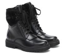 Ankle Boots Patty aus Leder