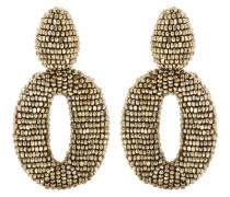 Clipohrringe mit Perlen