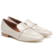 Loafers Jane aus Leder